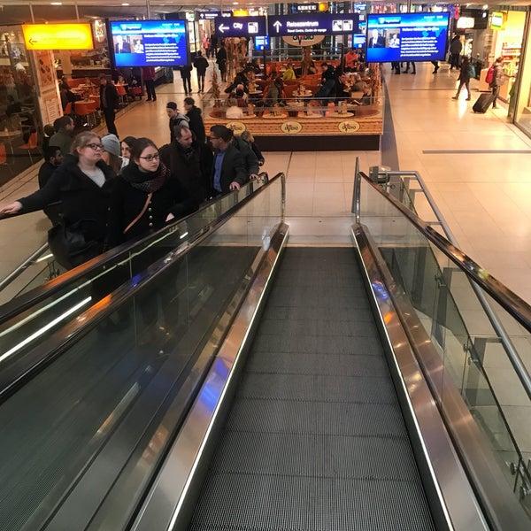 Das Foto wurde bei Promenaden Hauptbahnhof Leipzig von Thorsten D. am 3/3/2017 aufgenommen