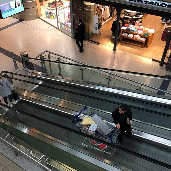 Das Foto wurde bei Promenaden Hauptbahnhof Leipzig von Thorsten D. am 2/27/2017 aufgenommen
