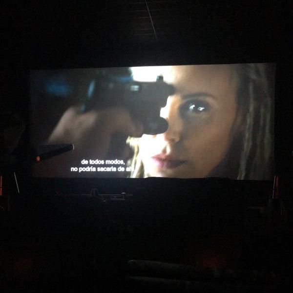 Photo taken at Cinemex by Luis Arturo S. on 4/14/2017