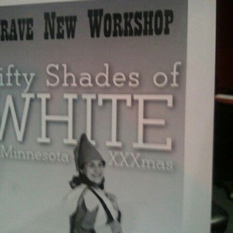 Photo taken at Brave New Workshop Comedy Theatre by Luann S. on 1/20/2013