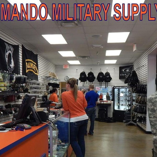 Photo taken at Commando Military Supply by Commando Military Supply on 12/17/2013