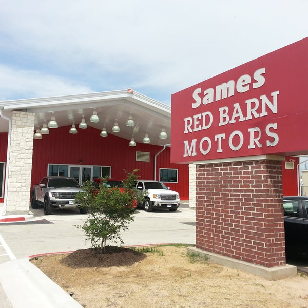 Sames red barn motors 2 tips from 55 visitors for Sames red barn motors