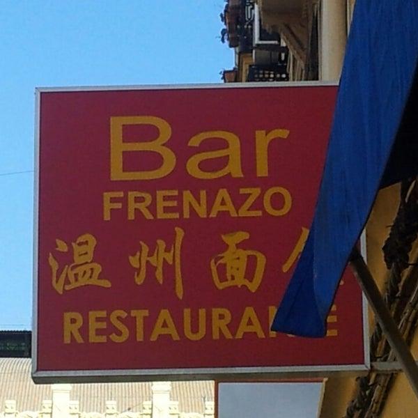 Foto tomada en El Frenazo por Sergio G. el 8/5/2014