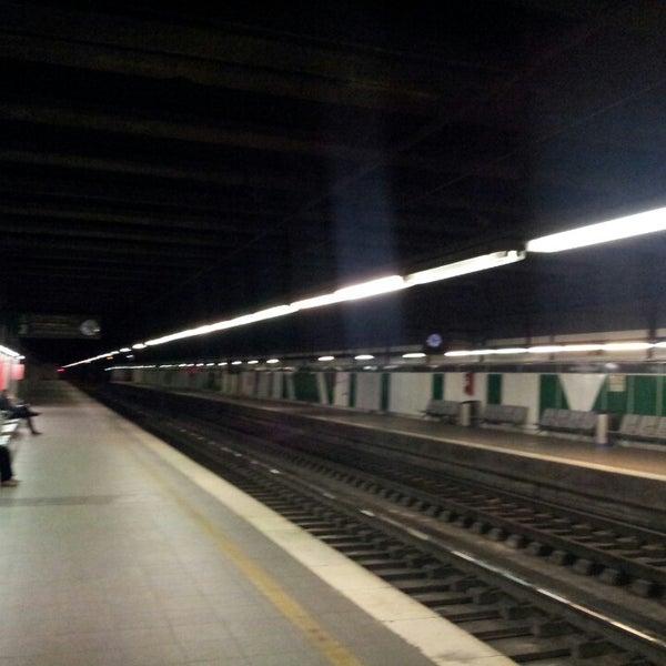 Photo taken at Estació de Tren - València-Cabanyal by Sergio G. on 12/26/2013