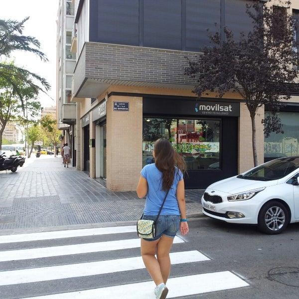 Foto tomada en Movilsat Centro Tecnológico por Sergio G. el 8/7/2014