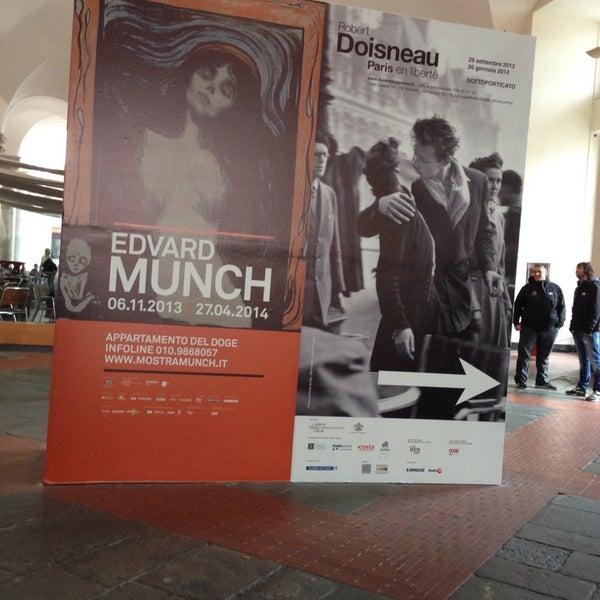 Foto scattata a Palazzo Ducale da Michele D. il 11/17/2013