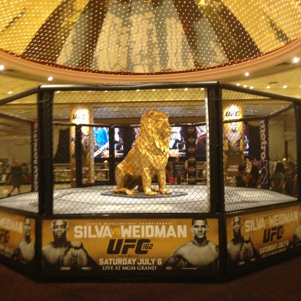 Photo taken at MGM Grand Hotel & Casino by Johnson N. on 7/8/2013