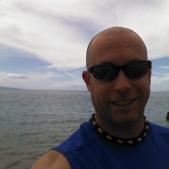Photo taken at Pacific Ocean by Erik D. on 10/16/2012