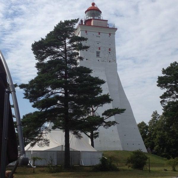 Photo taken at Kõpu tuletorn    Kõpu Lighthouse by Elo K. on 7/13/2014