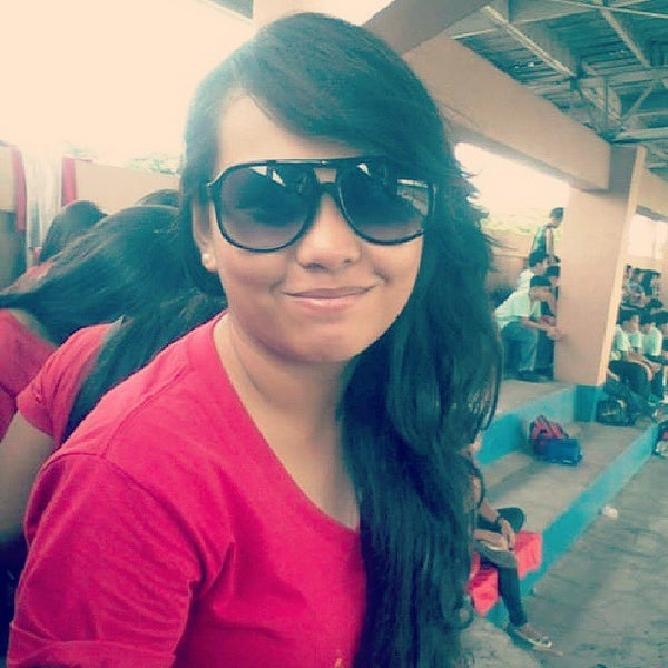 Photo taken at Iloilo Sports Complex by Eric Dwayne D. on 10/16/2013