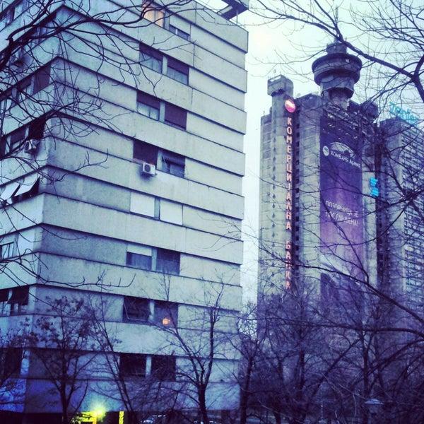Photo taken at Blok 38 by Vladimir B. on 4/3/2013