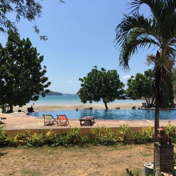 Photo Taken At Kaw K Beach Resort By Ben G On 2 29