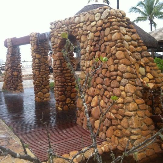 Foto tirada no(a) Cana Brava Resort por Renato S. em 11/17/2012
