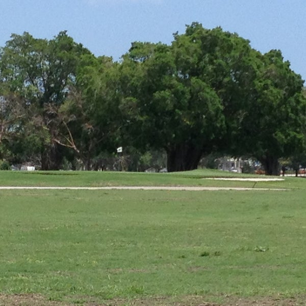Photo taken at Palmetto Golf Course by Andrew W. on 4/16/2013