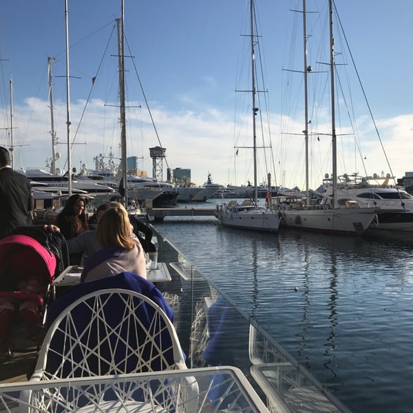 Photo taken at OneOcean Port Vell Barcelona by Nejc R. on 1/24/2017