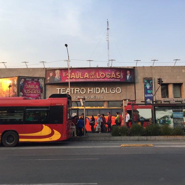 2/19/2018에 Fernanda T.님이 Teatro Hidalgo에서 찍은 사진