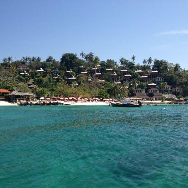 Phi Phi Beach: Phi Phi The Beach Resort (พีพีอันดามันบีชรีสอร์ท)