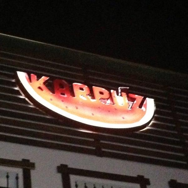 6/22/2013 tarihinde Ayşegül B.ziyaretçi tarafından Karpuz'de çekilen fotoğraf