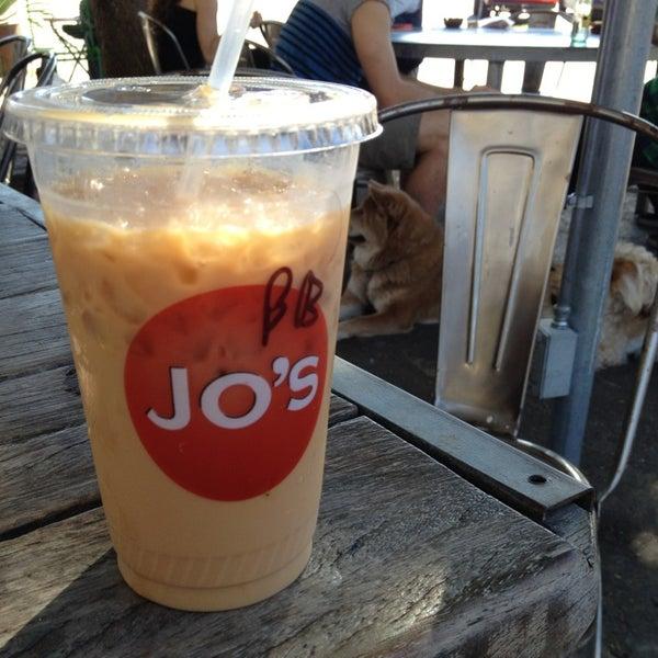 Photo taken at Jo's Coffee by Bob W. on 2/2/2013