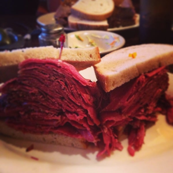 Photo taken at Lido Kosher Deli by Mike E. on 6/1/2013