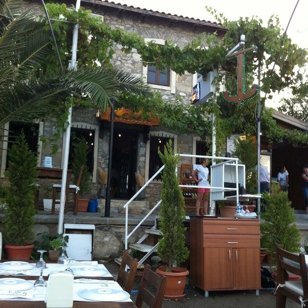 Das Foto wurde bei Kekik Restaurant von Funda D. am 7/12/2013 aufgenommen