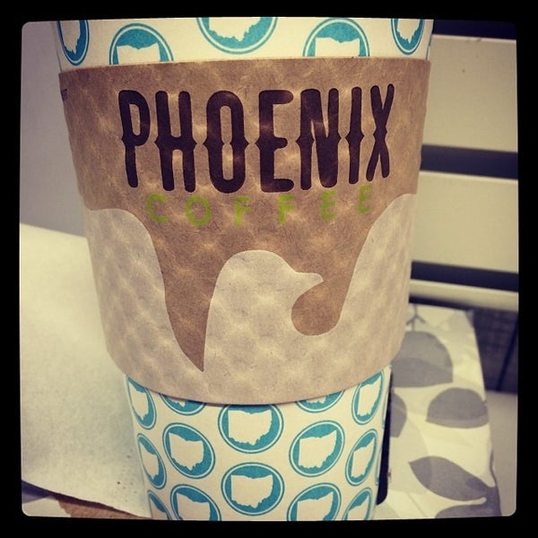 Photo taken at Phoenix Coffee by Jessica C. on 1/30/2014