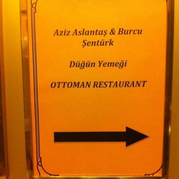 4/6/2013 tarihinde Berk Ş.ziyaretçi tarafından Legacy Ottoman Hotel'de çekilen fotoğraf