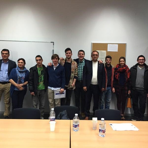 Photo taken at Universitat Jaume I (UJI) by Habil U. on 2/18/2016