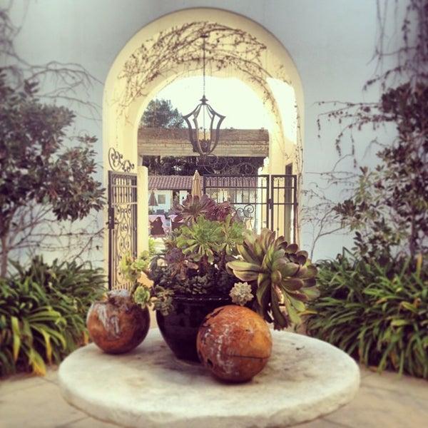 Photo taken at Ojai Valley Inn & Spa by Vanesa R. on 1/21/2013