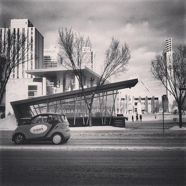 Sir Winston Churchill Square Downtown Edmonton 9999 102 Ave Nw