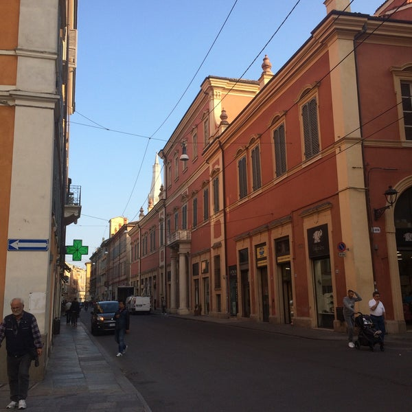 Photo taken at Via Emilia Centro by Miliausha I. on 9/27/2017