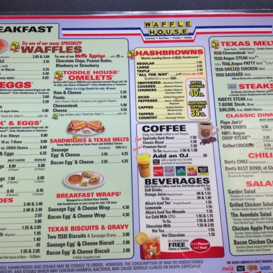 Photo taken at Waffle House by Todd T. on 11/9/2012