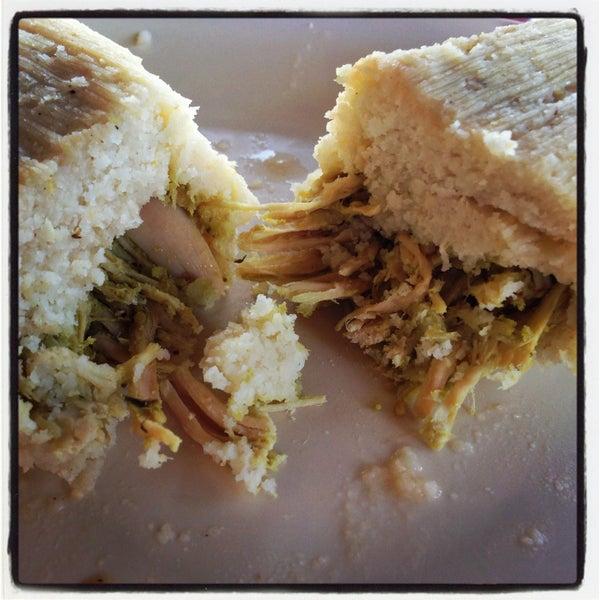 Photo taken at Tia Cori's Tacos by Trish K. on 5/15/2013