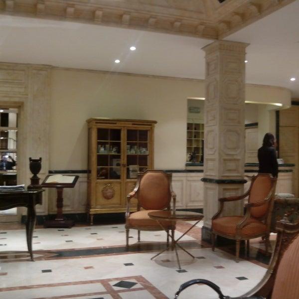 Снимок сделан в Hotel Orfila пользователем Ricardo M. 4/9/2014