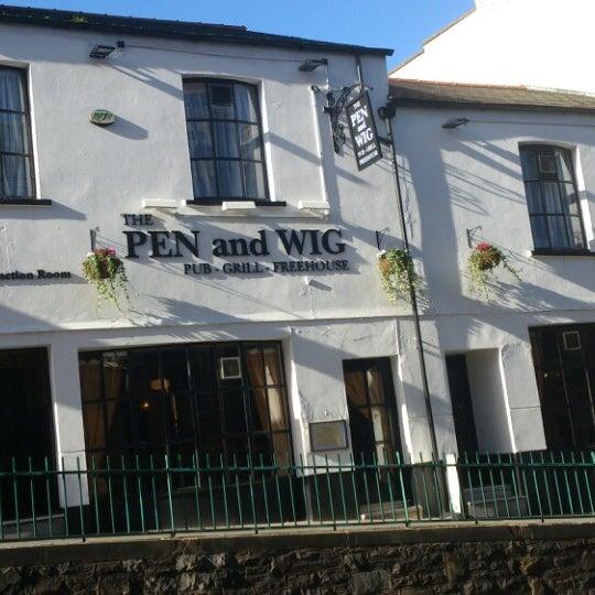 The Pen Amp Wig Pub In Newport