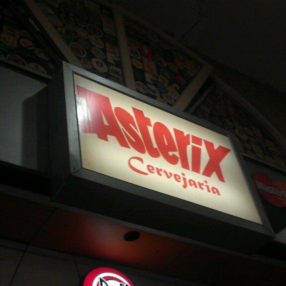 Foto tirada no(a) Cervejaria Asterix por Homero D. em 2/24/2013