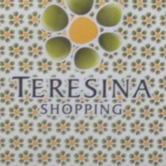 Foto tirada no(a) Teresina Shopping por Leonardo M. em 9/15/2012