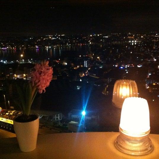 3/13/2013 tarihinde Merve O.ziyaretçi tarafından Rixos Pera Istanbul'de çekilen fotoğraf