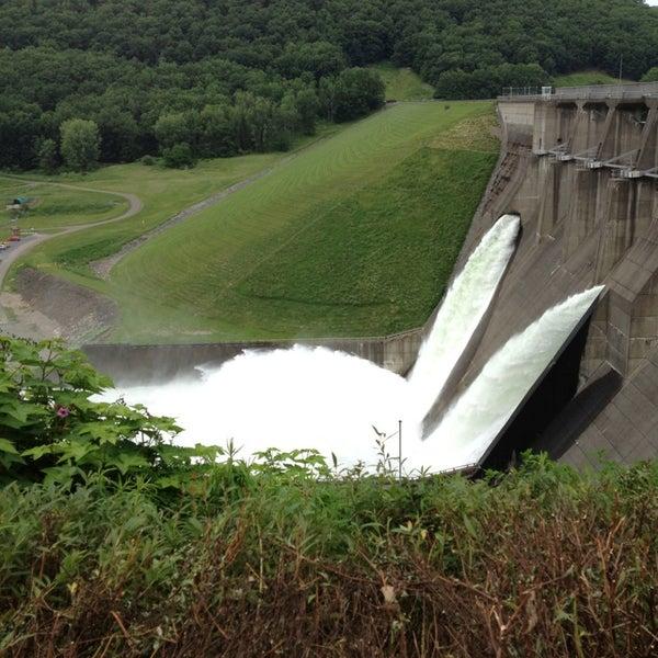 Photo taken at Kinzua Dam by Tuan T. on 6/15/2013