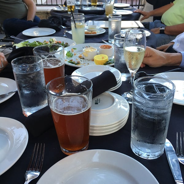 Photo taken at Nicola's Ristorante by Tim A. on 6/24/2016