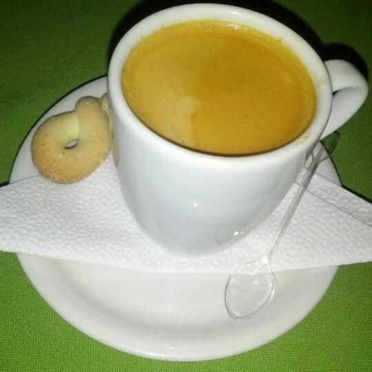 O café também é muito bom.