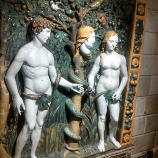 Photo taken at Walters Art Museum by Maurice C. on 11/15/2012