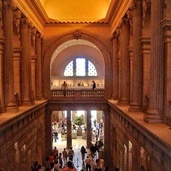 Photo taken at Metropolitan Museum of Art by David D. on 6/13/2013