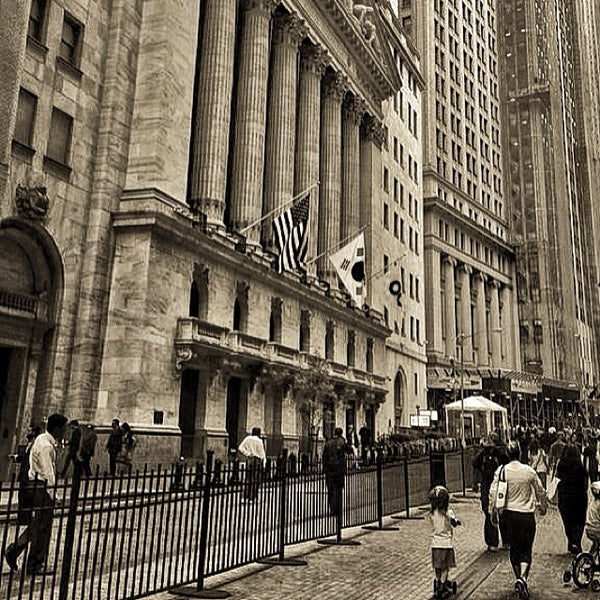 Photo taken at NYSE Euronext by David D. on 11/6/2013