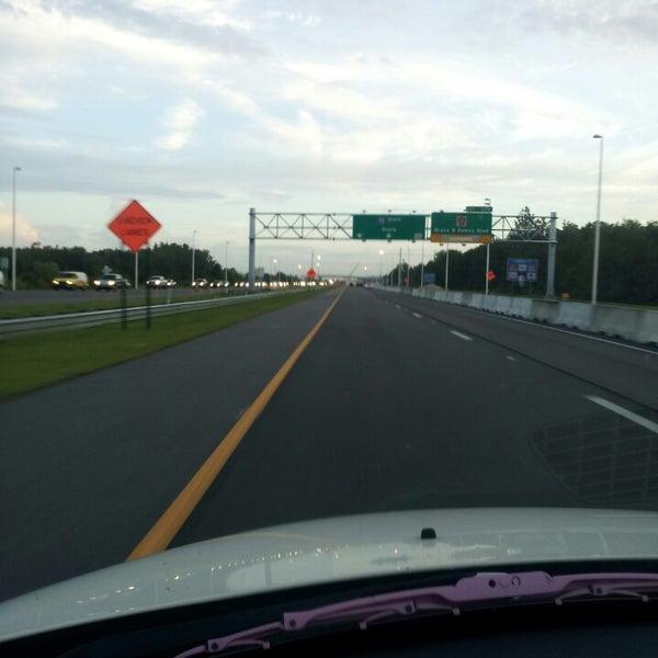 Photo taken at I-75 by Jill J. on 6/4/2013