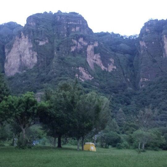 Foto tomada en Campo Escuela Scout Meztitla por Fer V. el 8/17/2014