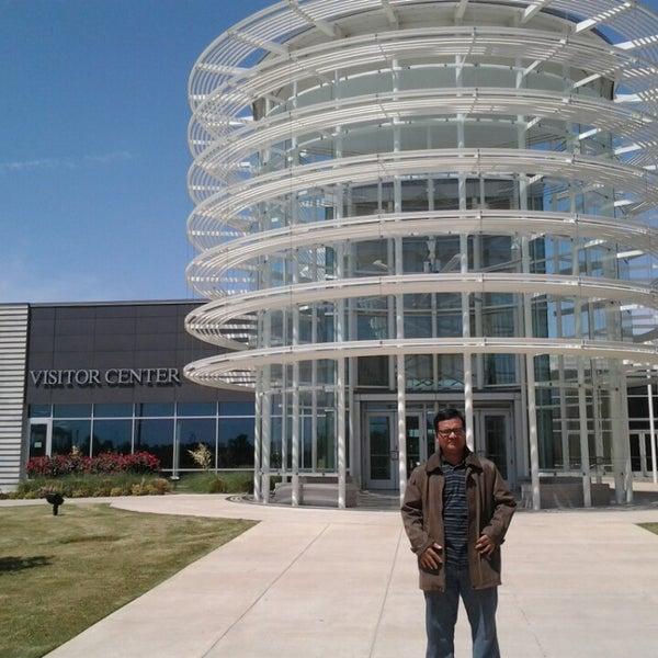 Photo taken at The University of Texas at Dallas (UTD) by Arifianto K. on 5/6/2013