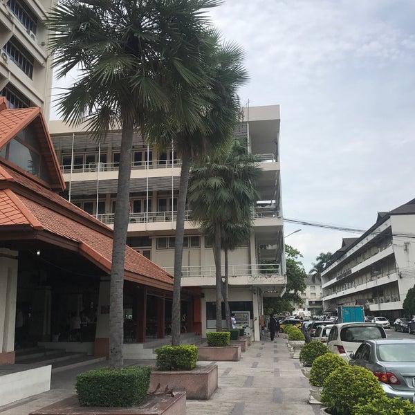 Photo taken at Chiang Mai Rajabhat University by Lawan V. on 8/29/2017