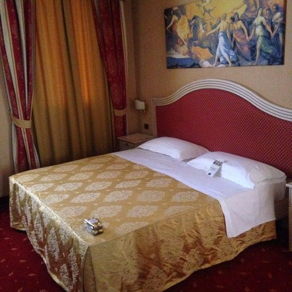 Foto scattata a Best Western Hotel Admiral da Massimiliano G. il 10/24/2015