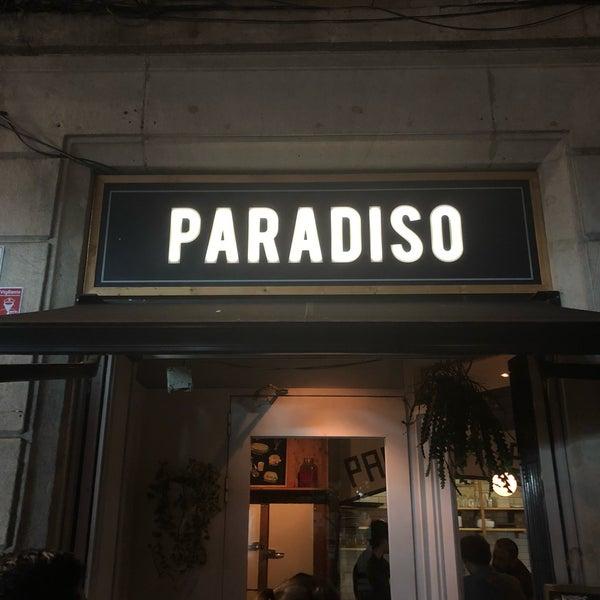 7/28/2018 tarihinde Suzanne D.ziyaretçi tarafından Paradiso'de çekilen fotoğraf